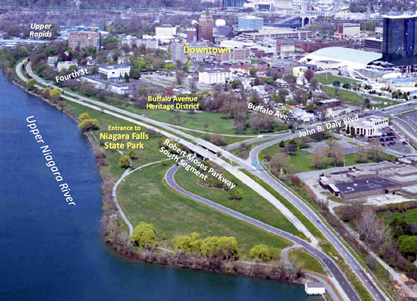 Support to Change Name of the Robert Moses Parkway