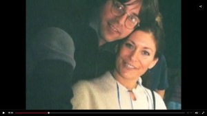 """Keith Raniere with Toni Natalie. He told Natalie that she would have a child with him who would """"change the world."""" Natalie never had a child with Raniere and fled the cult in 1999. She says Raniere has relentless attacked her in court for 16 years and tried to lure her to Mexico on false pretenses."""