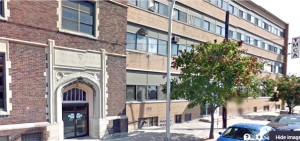 The old YMCA is now owned and operated by the Niagara Gospel Rescue Mission. Religious organizations are taking a greater and greater role in the traditionally secular world of public policy here, as the city transitions from an economy based on manufacturing and tourism to one based on taking care of people who can't take care of themselves.