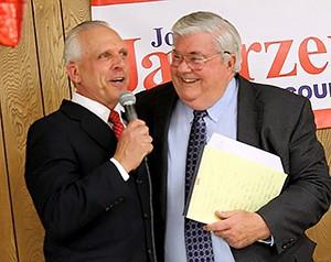 Longtime Niagara County Clerk, Jagow Farewell Set for Sunday