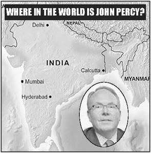 PercyIndiaTrip