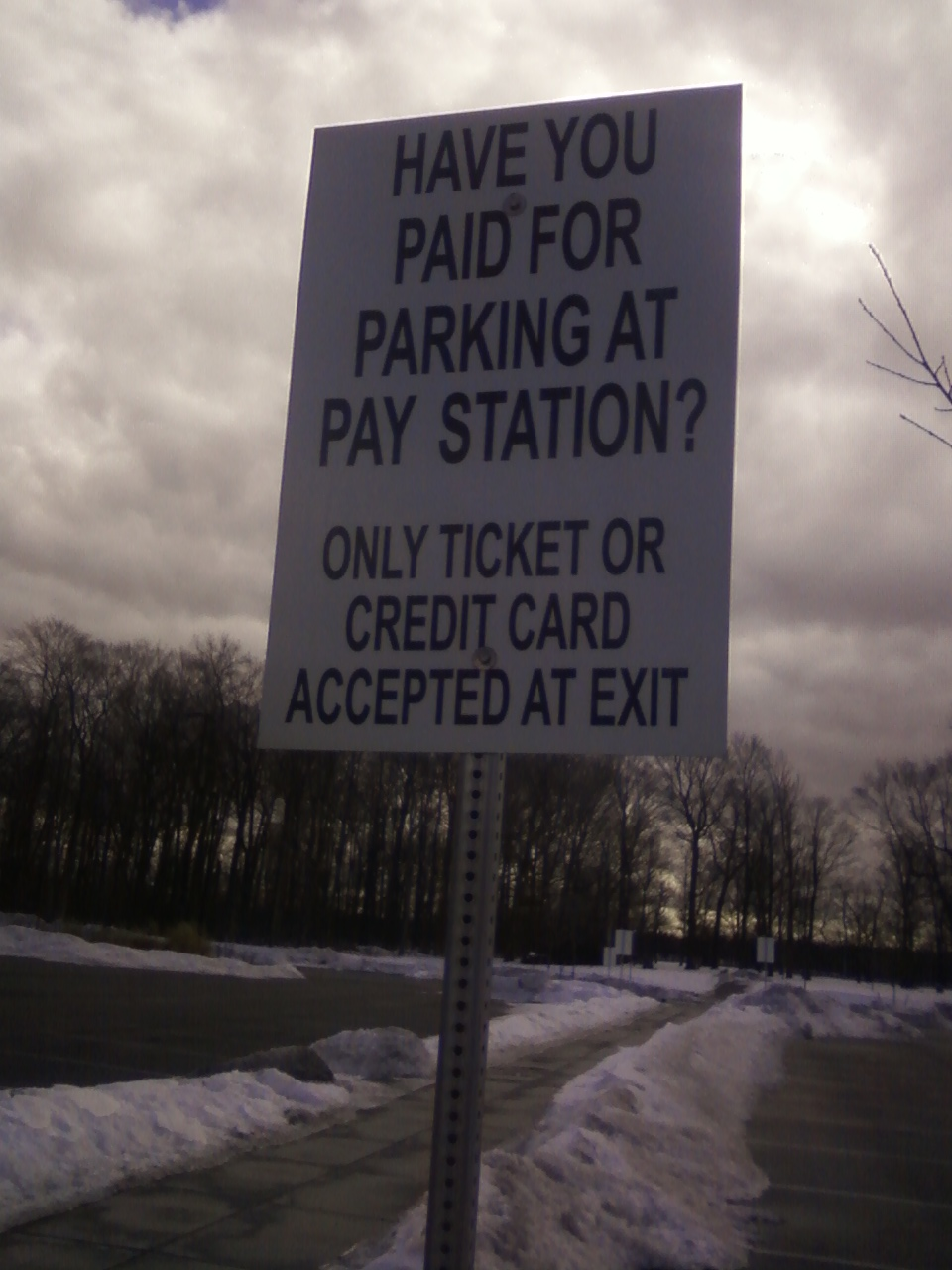 Complaints about Goat Island parking mount; Resentment of State Agency builds among local residents