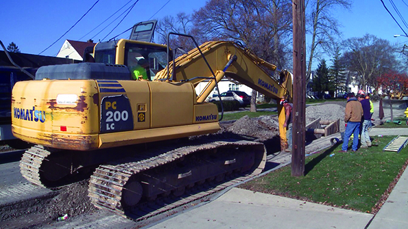 From soup to nuts, the 72nd Street water main project that left residents there without running water for two winters in a row. Politicians ignored the problem until it became an issue in last year's election. What were they thinking?