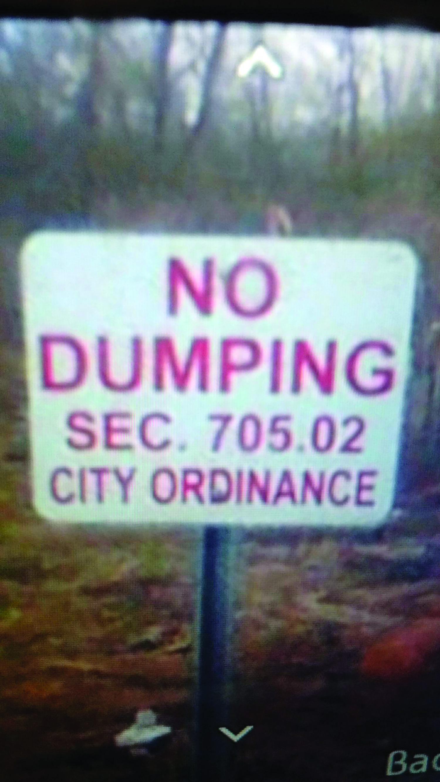 DEC Launches Investigation Into  Illegal Dumping In Niagara Falls