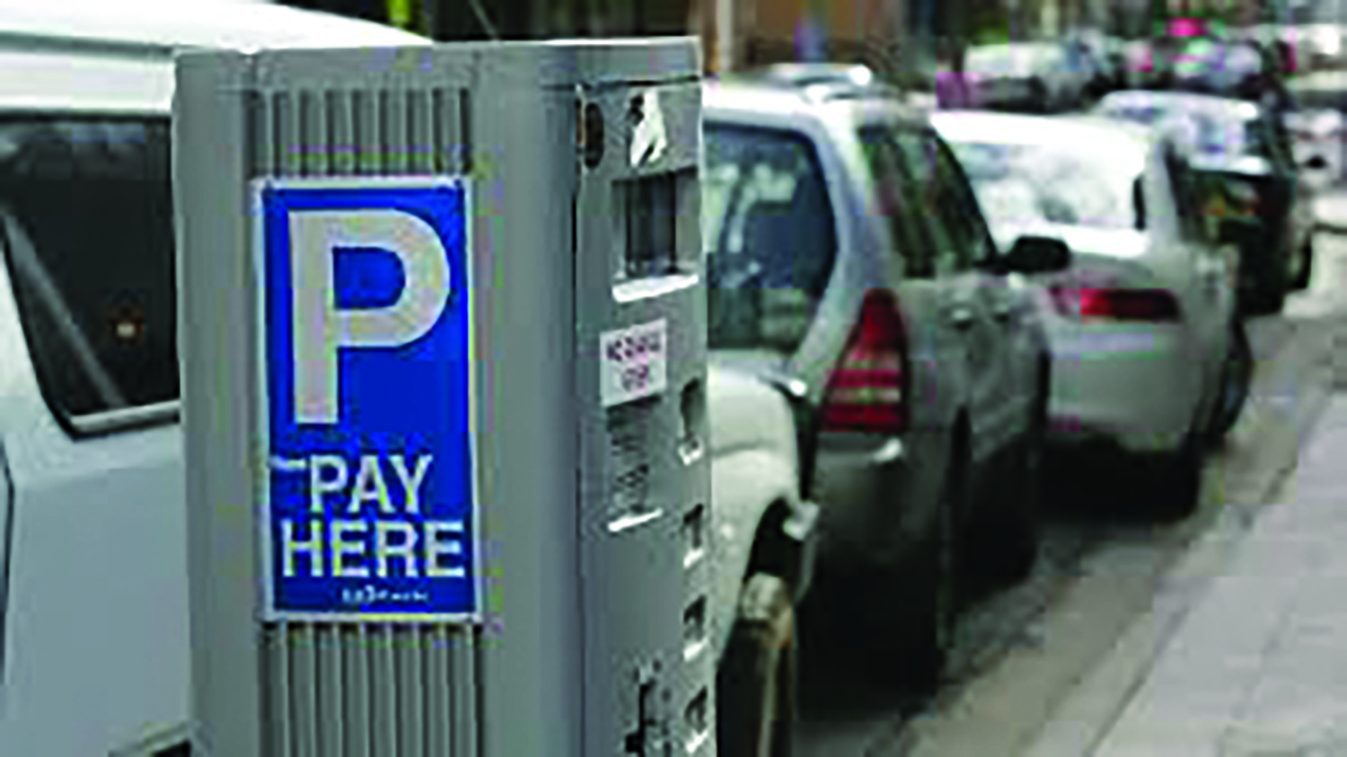 Parking Meter fiasco Plays Itself Out On Taxpayers' Dime