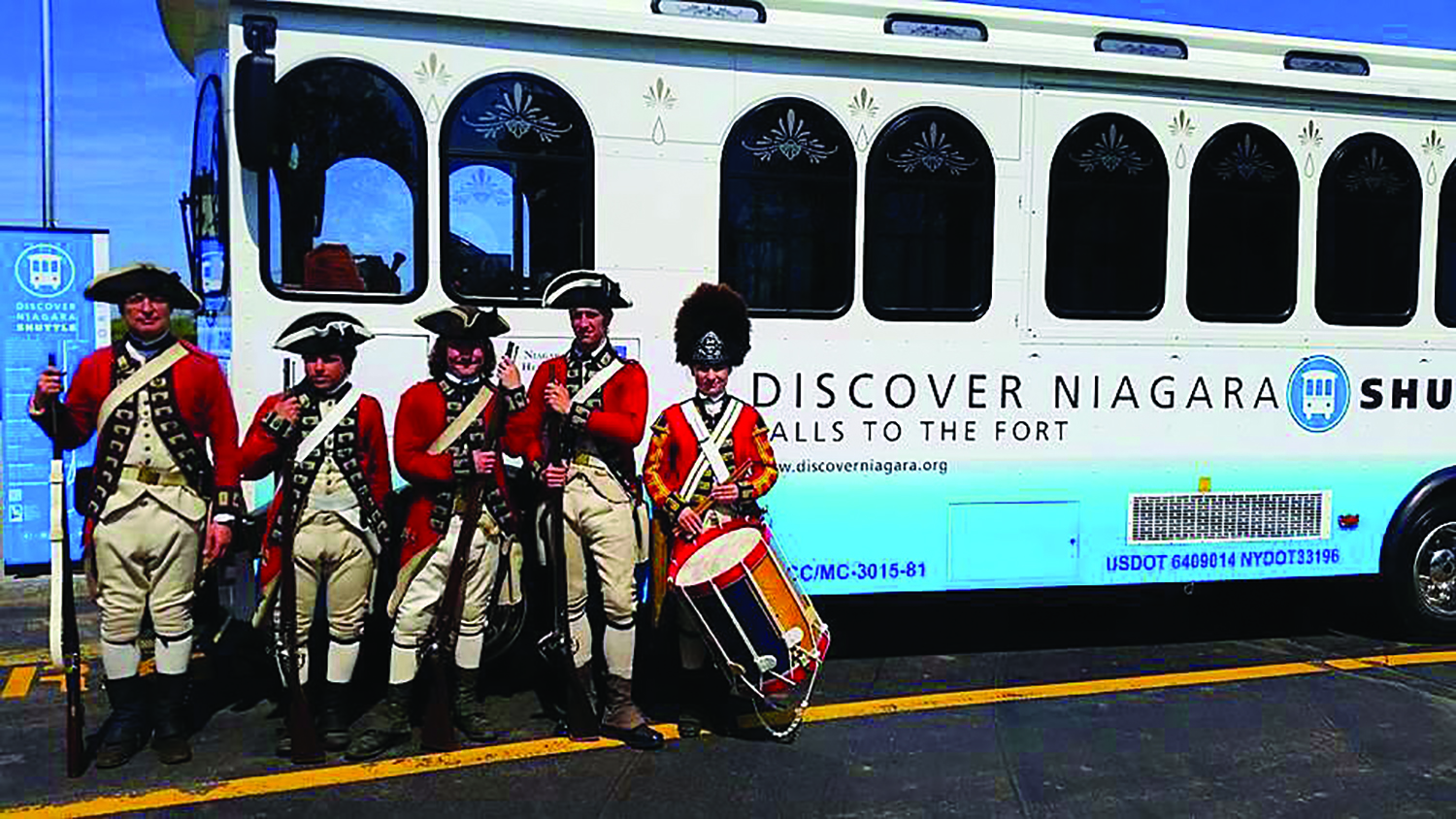 "At a more than $28 subsidy per passenger, these Redcoats are in no hurry to ""Brexit"" the Discovery shuttle!"