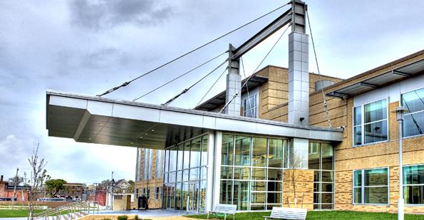Niagara Falls Municipal Complex