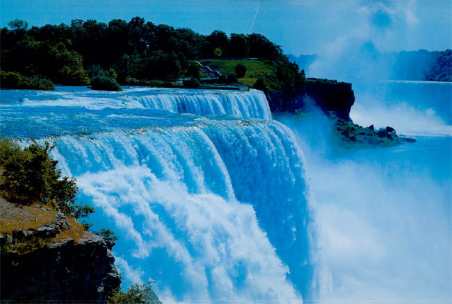 Niagara Falls Ranked As One of 55 Most Breathtaking Destinations in the World; And one of the dumbest