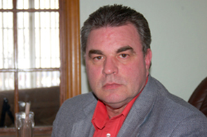 Niagara County Democratic Party Chair Nick Forster