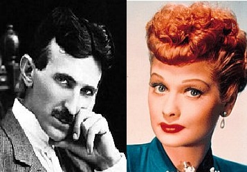Clever Jamestown Exploits Lucy Legacy, Clueless Niagara Falls Ignores Tesla