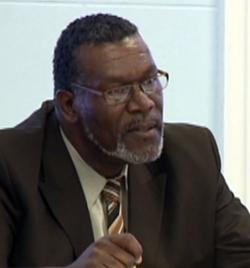 Niagara Falls City Councilman Charles Walker