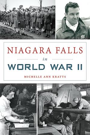 Niagara Falls writer Kratts documents Falls during WWII