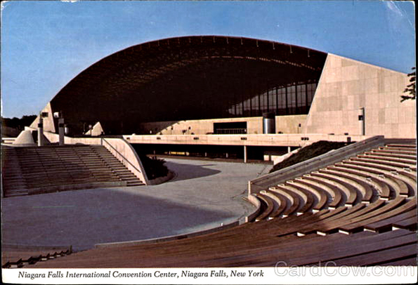 The former Niagara Falls International Convention Center was given to the Seneca Nation for $1 dollar. Will the city ever have another convention center?
