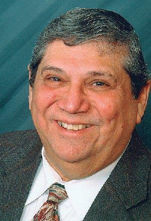 James Cancemi ...seeking third term as school board president