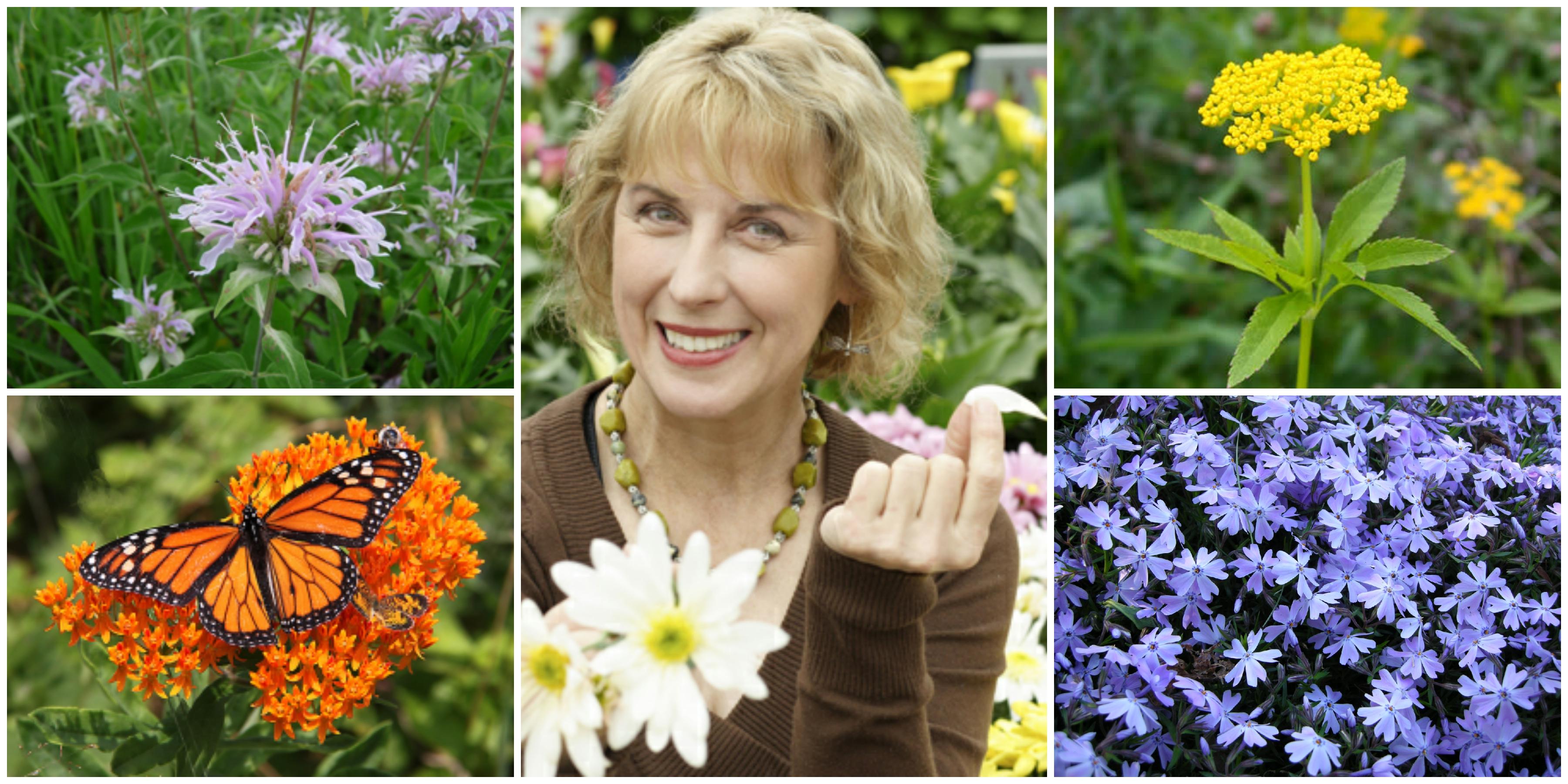 """""""Plant Lady"""" Sally Cunningham to host native plant gardening talk in Niagara Falls"""