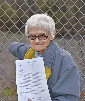 Shirley Nicholas, Lockport's 'Toxic Avenger' passes away