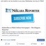 People's Voice Edition: Readers Weigh in on Niagara Reporter