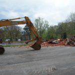 History Lost as Carriage House Demolished