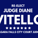 Petition Party for Re-Elect Diane Vitello for Niagara Falls City Court Judge Campaign