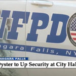 Expensive Security Upgrades Planned at Niagara Falls City Hall