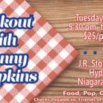 Cookout with Councilman Kenny Tompkins Set for Tuesday July 24th