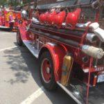 Rare Firetrucks on Display at Canal Fest in North Tonawanda