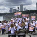 Photos Courtesy of The Action Niagara Falls