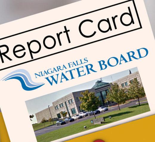 Grading the Niagara Falls Water Board