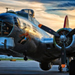 B-17 Flying Fortress To Take Flight Over Buffalo