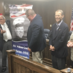 WWII Veteran William Gosch Celebrated at NT Common Council Meeting