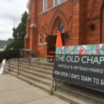 Making Something Old New Again: Old Chapel Antique & Artisan Market Adds Café