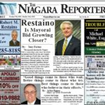October 17th Edition of the Niagara Reporter Newspaper