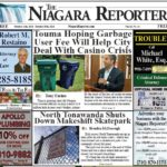 October 24th Edition of the Niagara Reporter Newspaper