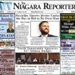 November 21st Edition of the Niagara Reporter Newspaper