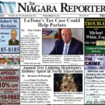 December 5th Edition of the Niagara Reporter Newspaper