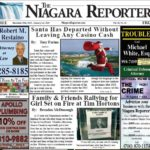 December 26th Edition of the Niagara Reporter Newspaper