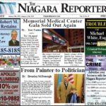 January 9th, 2019 Edition of the Niagara Reporter Newspaper