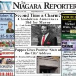 February 13th Edition of the Niagara Reporter Newspaper