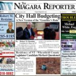 March 20th, 2019, Edition of the Niagara Reporter Newspaper