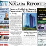 April 10th, 2019, Edition of the Niagara Reporter Newspaper