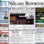 April 24th, 2019, Edition of the Niagara Reporter Newspaper