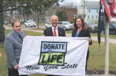 County Officials Kick Off National Donate Life Month in Niagara County