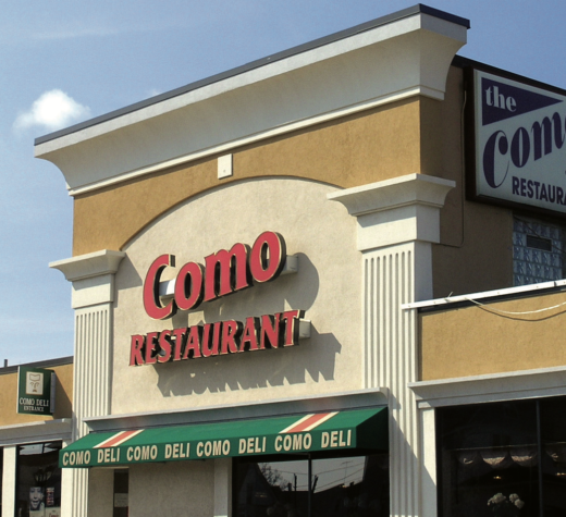 Como Offering Up More Than Just Great Italian Food