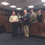 Swogier Recognized by North Tonawanda Common Council
