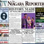 May 29th, 2019, Edition of the Niagara Reporter Newspaper