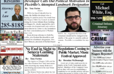 May 15th, 2019, Edition of The Niagara Reporter Newspaper