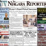 June 12th, 2019, Edition of the Niagara Reporter Newspaper