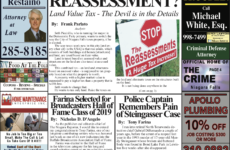 June 5th, 2019, Edition of the Niagara Reporter Newspaper