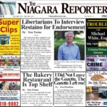 July 24th, 2019, Edition of the Niagara Reporter Newspaper
