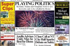 July 3rd, 2019, Edition of the Niagara Reporter Newspaper